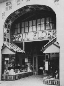 The exterior of 239 Grant, ca 1921