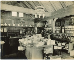 Another view of the main book room.