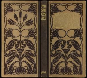 Mosaic Essays cover