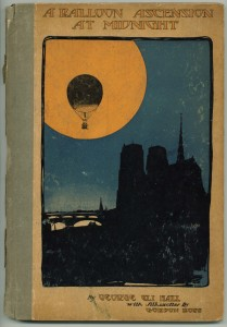 "Cover of ""A Balloon Ascension at Midnight"""