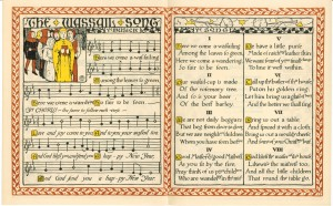 Wassail Song, verso