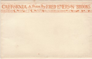 California envelope