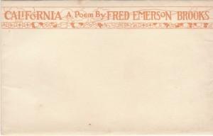 California envelope