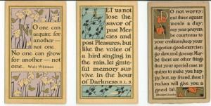 Miniature Leaflets