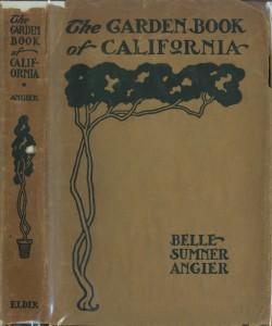 Garden Book CA dj cover