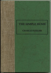 Simple Home 1979 cover