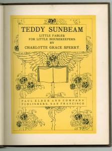 TeddySunbeam title