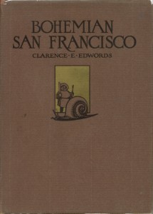 Bohemian San Francisco cover