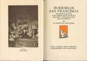Bohemian San Francisco title