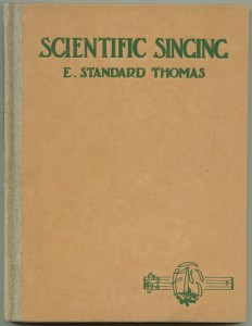 Scientific Singing cover