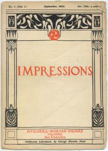 Impressions, September 1900