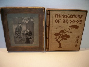 """Impressions of Ukiyo-Ye"" with presentation box"