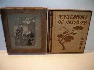 """Impressions of Ukiyo-Ye"" with presentation box"