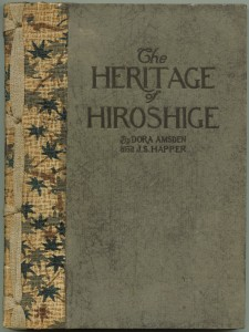 Heritage of Hiroshige cover