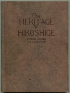 Heritage of Hiroshige cover2