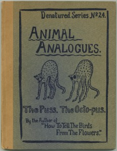 Animal Analogues cover