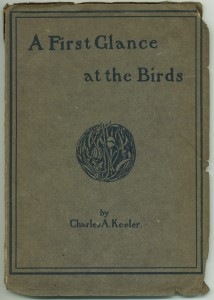 First Glance at Birds cover