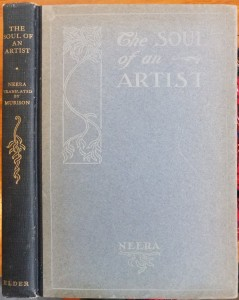 "Cover of ""The Soul of an Artist"""