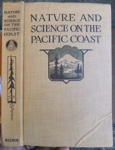 "Cover of ""Nature and Science on the Pacific Coast"""