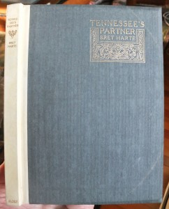 "Cover of ""Tennessee's Partner"", Western Classics #3"