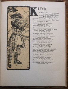 """An Alphabet of History,"" letter K"