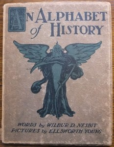 "Cover of ""An Alphabet of History"""