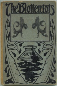 "Cover of ""Blottentots"""