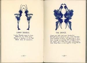 "Pages 22-23 of ""Blottentots"""