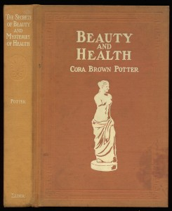 "Cover of ""Secrets of Beauty"""