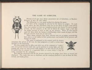 The rules of Gobolinks