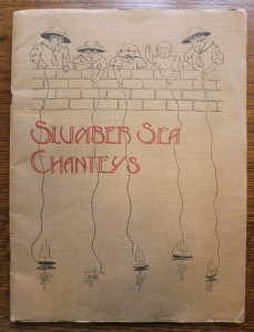 "Cover of ""Slumber Sea Chanteys"""