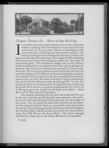 "Page 195 of ""San Francisco"". How to see the City."