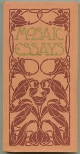 Mosaic Essays paper