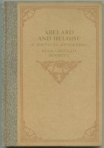 "Cover of ""Abelard and Heloise"""