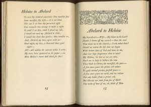 "Page 14-15 of ""Abelard and Heloise"""