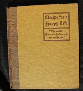 recipe cover yellow red