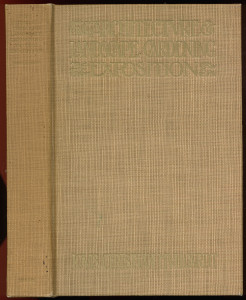 "Cover of ""Architecture and Landscape Gardening of the Exposition"""