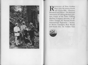 First page of the 16-page insert in the Victor special issue.