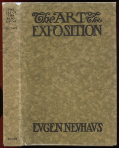 "Cover of ""Art of the Exposition"""
