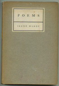 "Cover of ""Poems"""