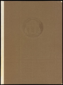 Cover of volume one