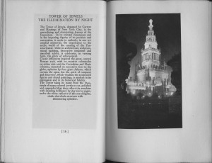 """Page 16 of """"Architecture and Landscape Gardening of the Exposition"""""""
