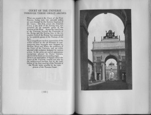 """Page 102 of """"Architecture and Landscape Gardening of the Exposition"""""""