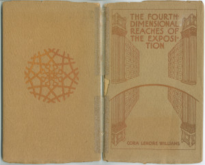 "Cover of ""The Fourth Dimensional Reaches of the Exposition"""