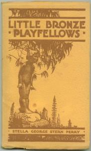 """Cover of """"Little Bronze Playfellows"""""""