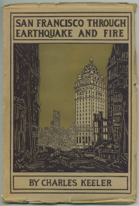 "Cover of ""San Francisco Through Earthquake and Fire"""
