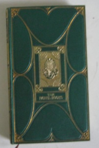 "Green cover of a Sisley's (not Elder) issue of ""The Life of 'Beau' Nash"""